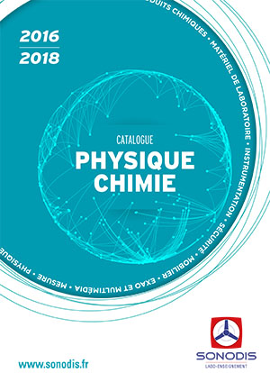 Catalogue Physique/Chimie 2016-2018