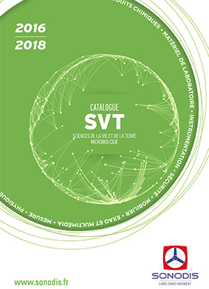 Catalogue SVT 2016-2018